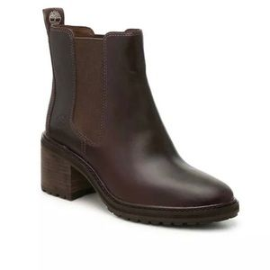 NEW Timberland Women's Sienna High Chelsea Boots 9